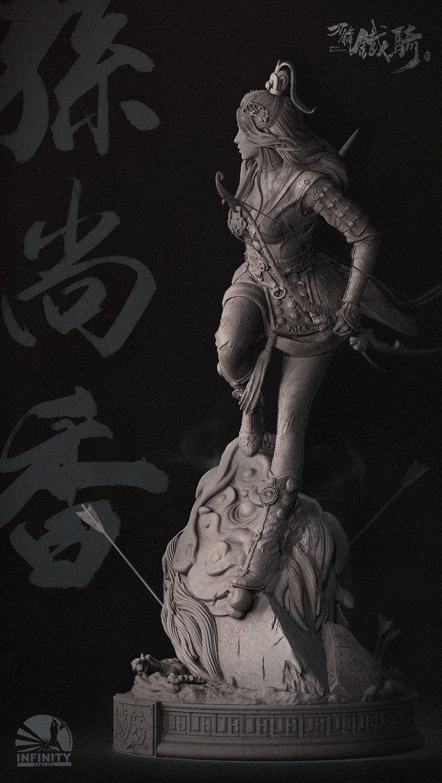 查看《三国系列 首款女将 1/4 孙尚香 》原图,原图尺寸:1181x2088