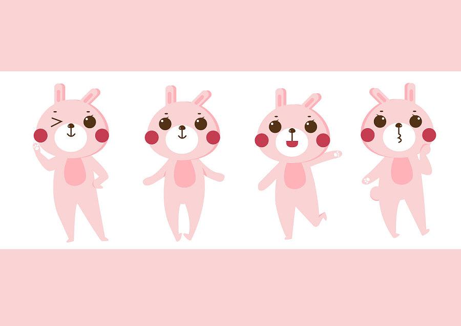 我的小动物! 图形/图案 平面 椿小蕾 - 原创设计作品图片