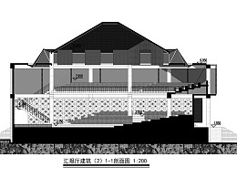 文化中心设计图