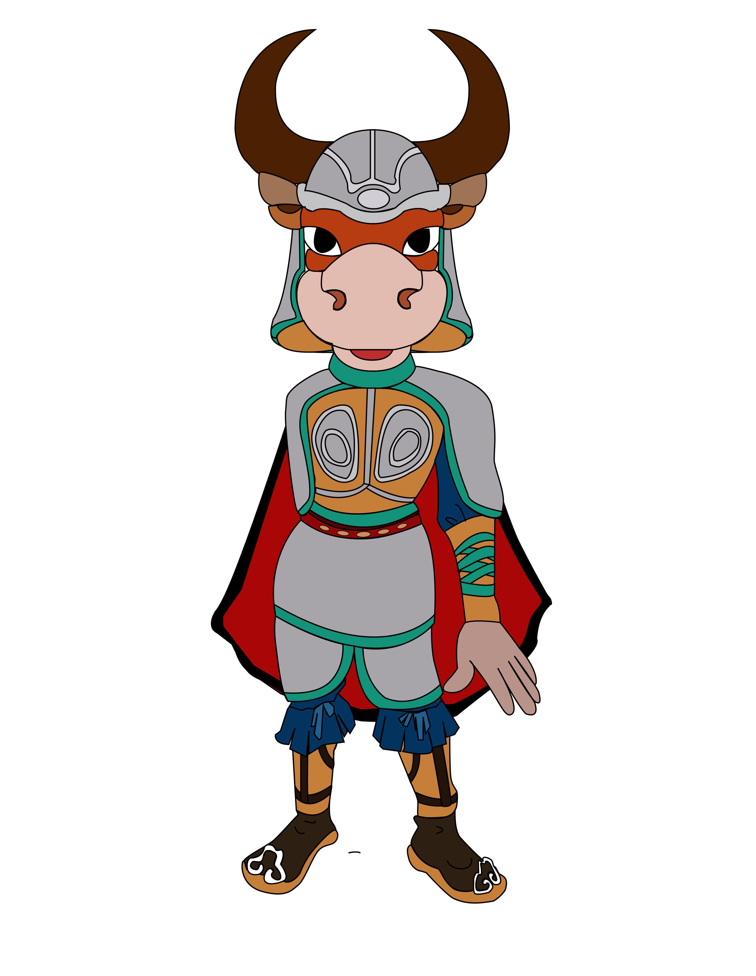 十二生肖之牛羊马图片