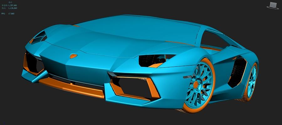 查看《3DMAX建模Lamborghini Aventador LP700-4》原图,原图尺寸:1627x724