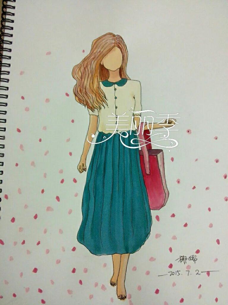 连衣裙 裙 768_1024 竖版