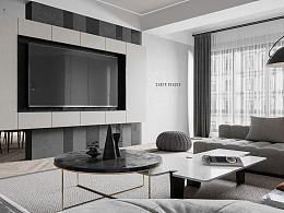 现代家装客厅