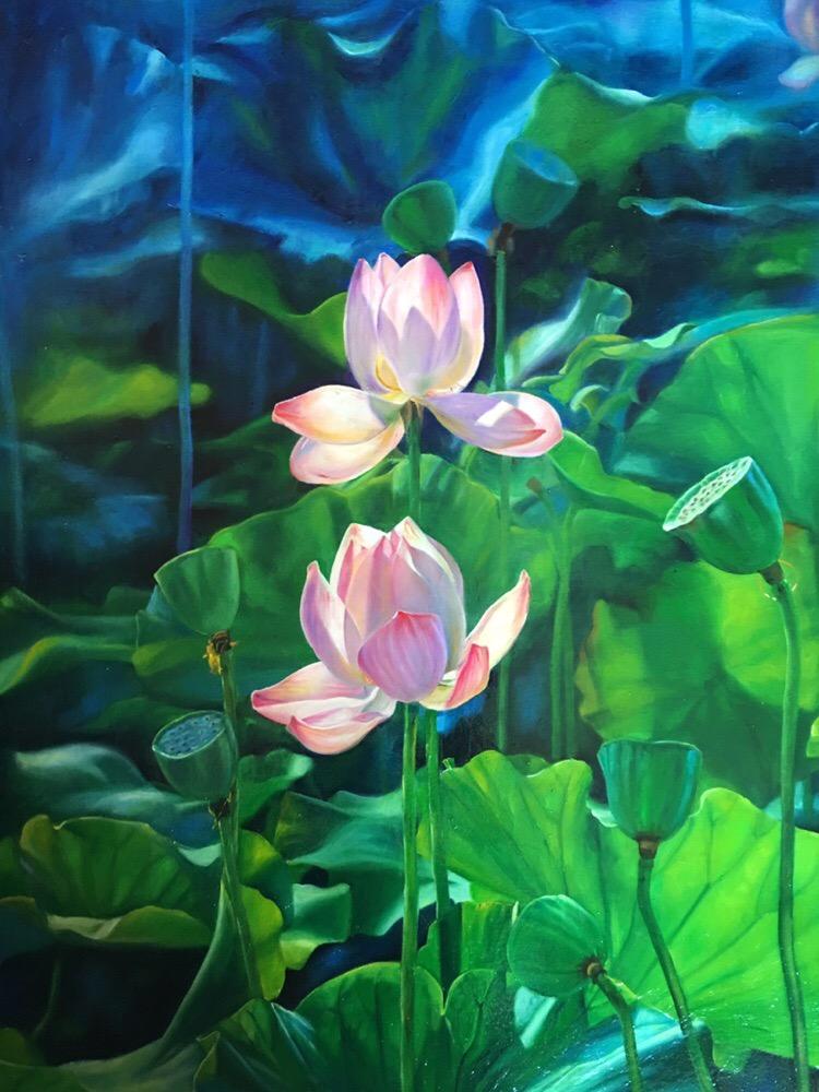 查看《油画艺术》原图,原图尺寸:750x1000