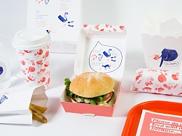 包装设计 - 请勿投喂野生动物