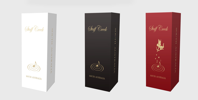 高端葡萄酒包装|平面|包装|设计侠90 - 原创作品图片