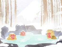 二十四节气·温泉