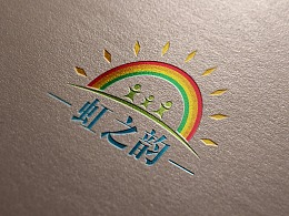 虹之韵托管LOGO