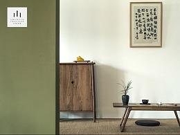 山隐造物|清荫系列家具 对整个山隐造物品牌的重要补充