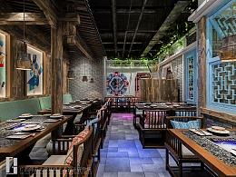 满香宜餐厅—叠彩万达
