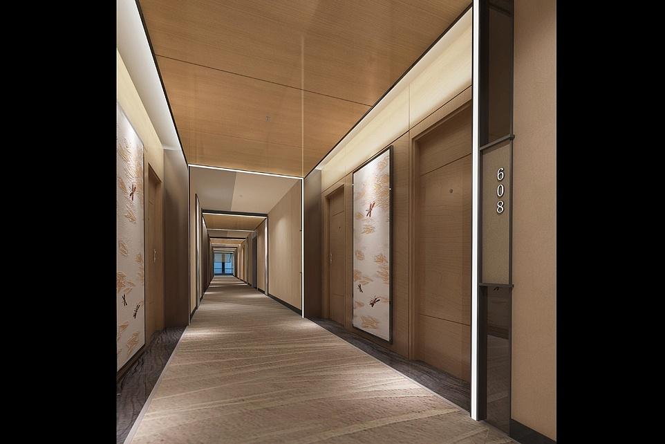 禅意风精品酒店|空间|室内设计|酒店设计广联设计 - 原创作品 - 站酷 (ZCOOL)