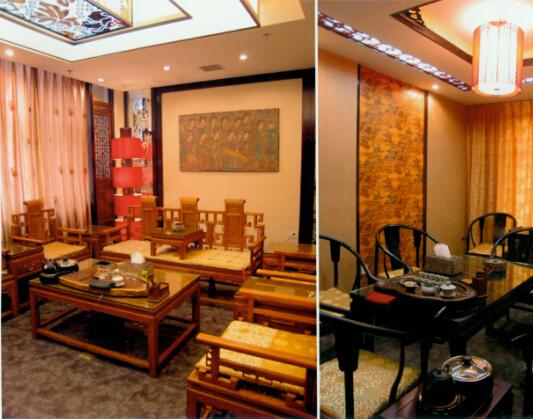 流韵艺术茶楼-成都茶楼设计|室内设计|空间/建筑