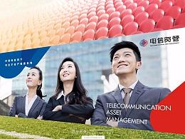 电信资管(中国电信-中国通信服务--陕西)品牌VI设计