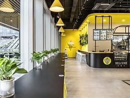 泰式美食网黄店|餐饮空间摄影