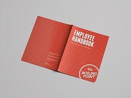 员工手册设计