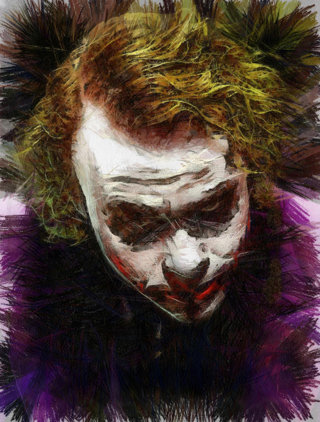 蝙蝠侠小丑