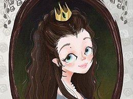 《儿插系列》长发公主