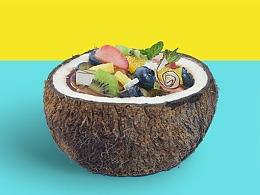 今冬第一顿火锅,吃的竟是水果和椰子! 古川伊织 豆果美食朱虹简历