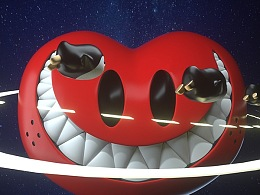 G5M6 | 腾讯PUPU Aliens x BIG HEART联名限量款曝光