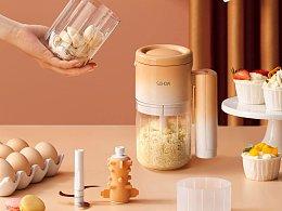 辅食机摄影丨小禾蒜泥机