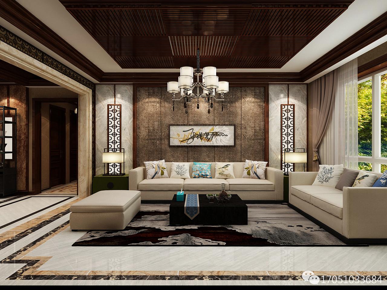 沙发背景墙图片