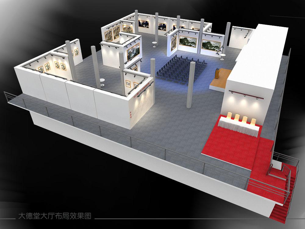 画展策划|空间|展示设计 |eddyxxx - 原创作品 - 站酷图片