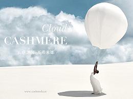 CASHMELA-开希米娜品牌形象创建