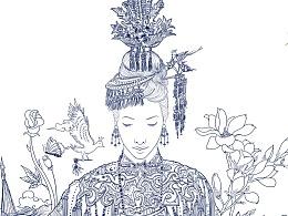 萨玛女神——(原创)