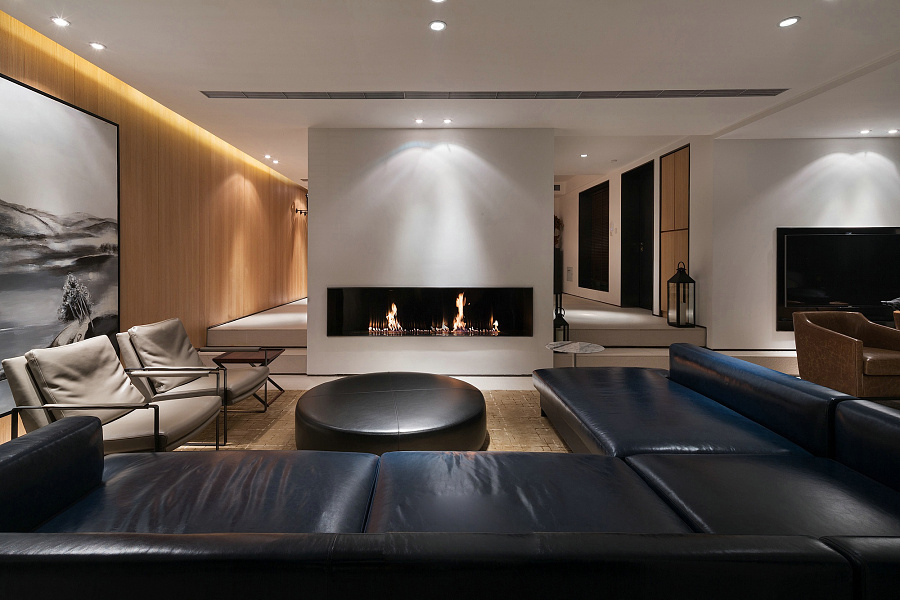 老婆,简约风素材注重沙发搭配选择!|室内设计|空设计别墅在哪里找图片