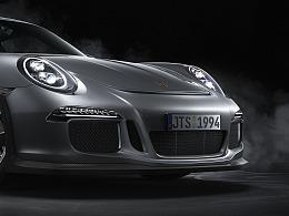 PORSCHE 911GR3 RS CGI
