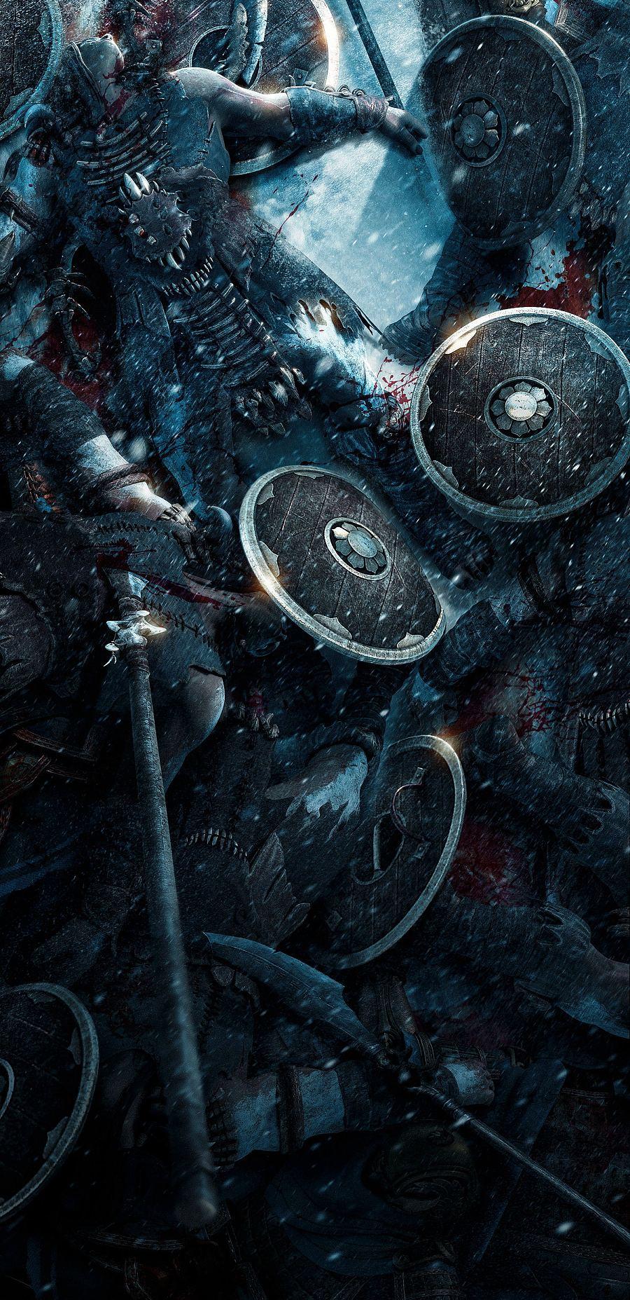 《兰陵王入阵曲》箭头平面|海报|海报|酉辰大K军标绘制概念图片