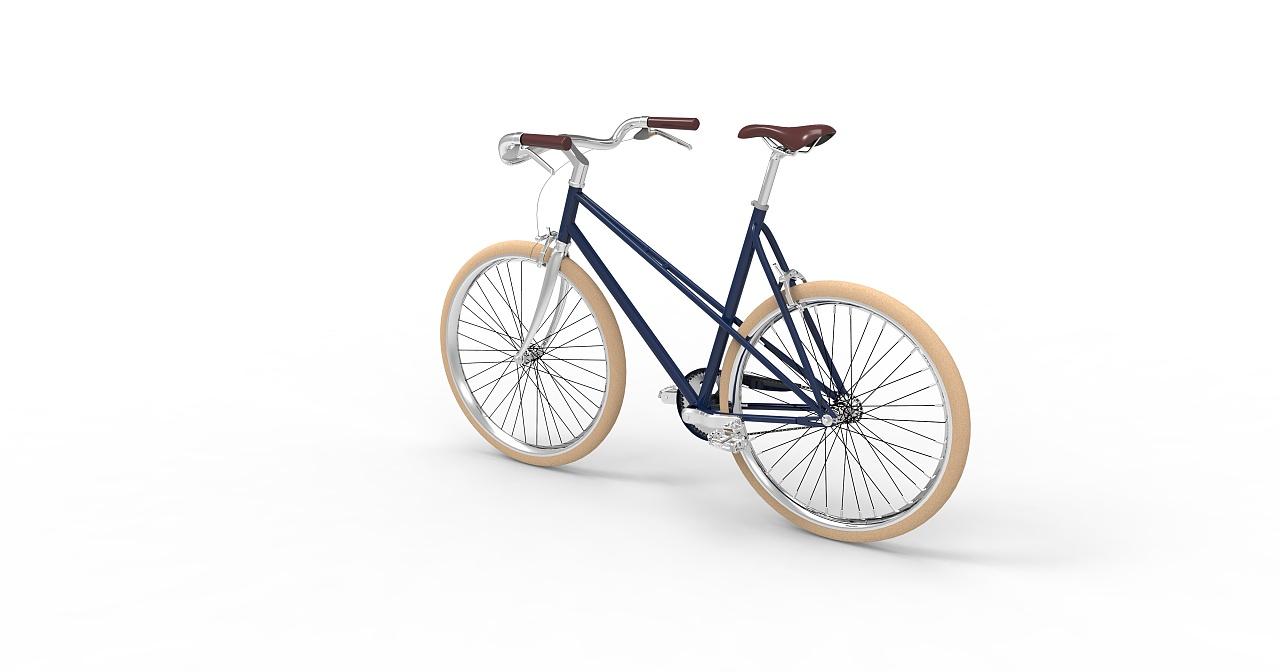 复古车 自行车