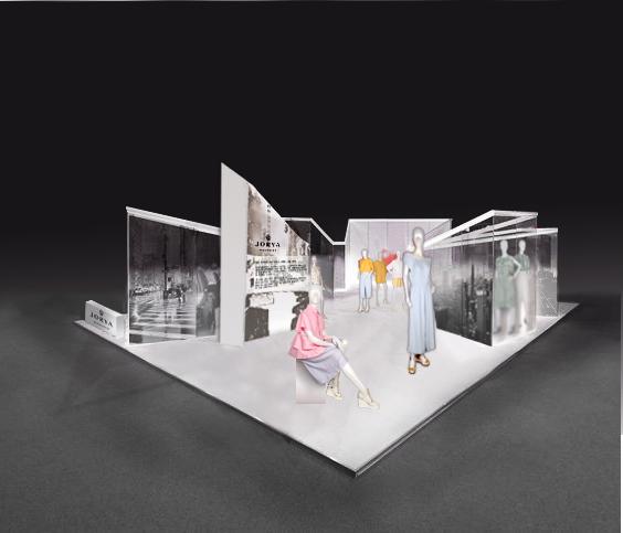 一组橱窗|空间|展示设计 |qinqin12 - 原创作品