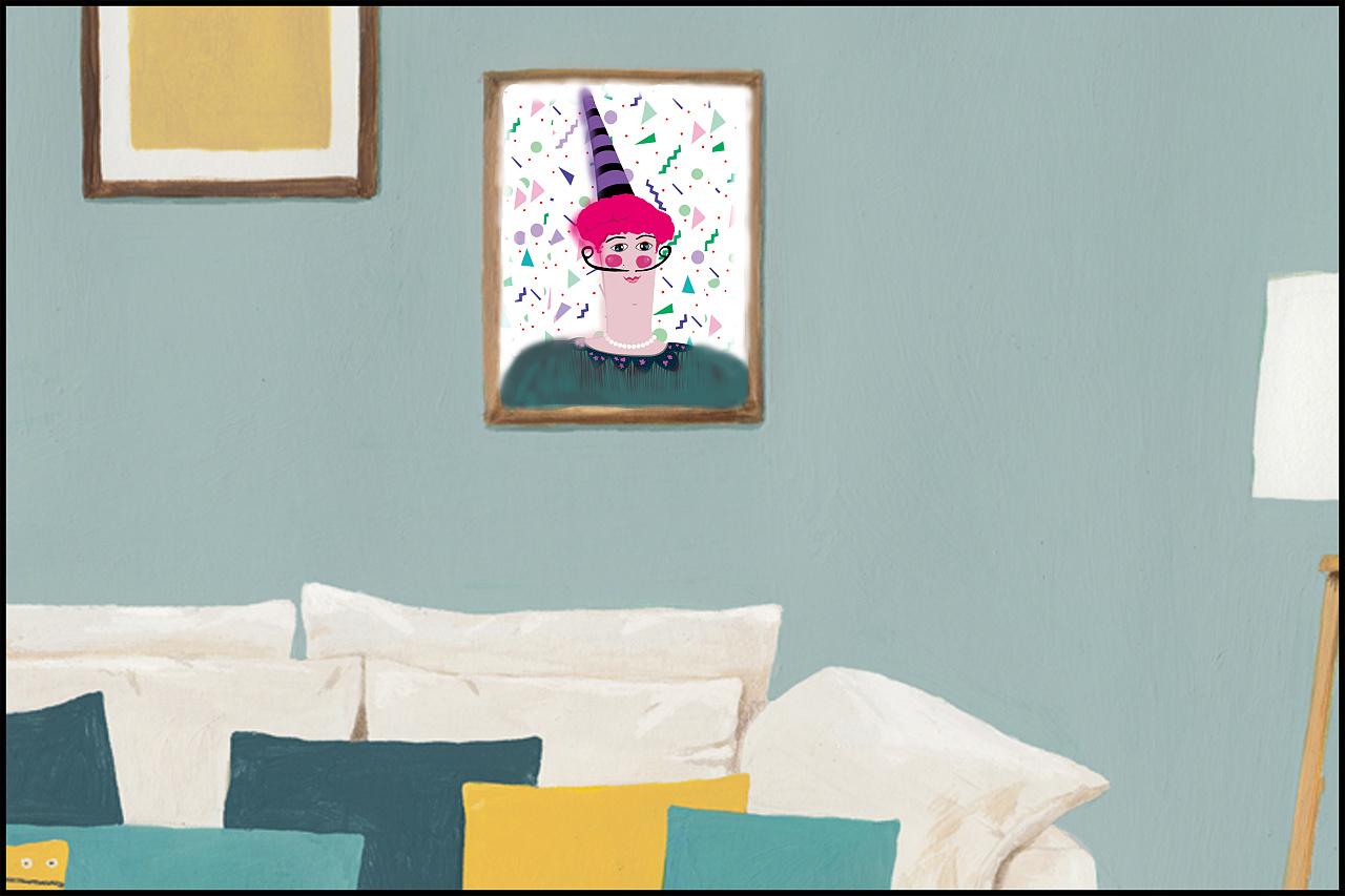 家居装饰画 手机壳