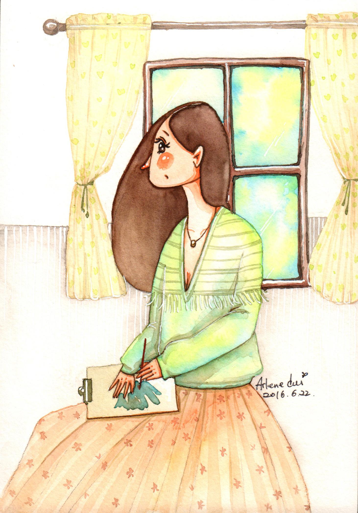 女孩韦礼安钢琴简谱
