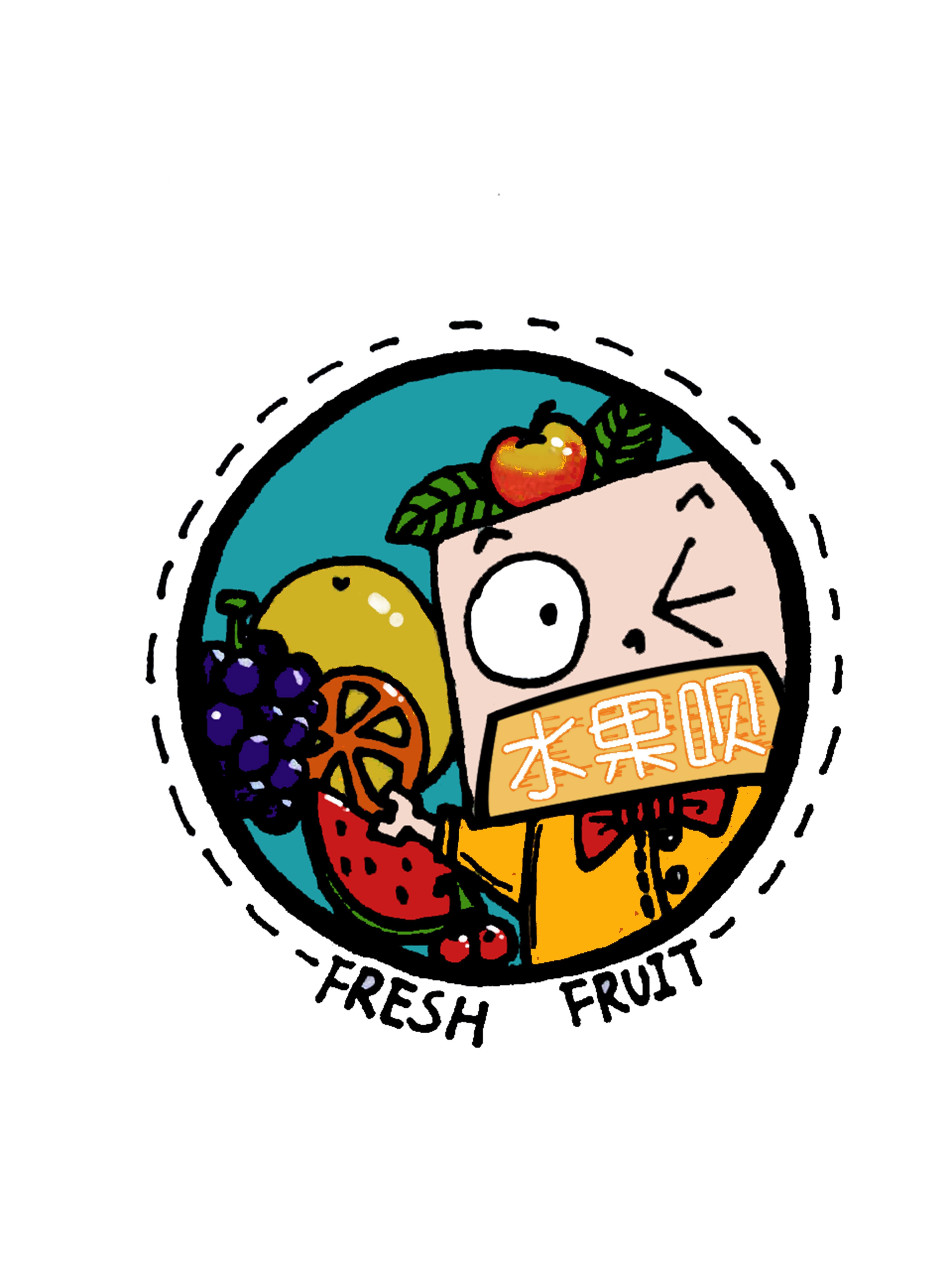 水果呗微信推广头像