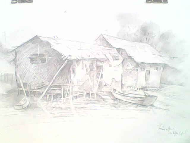 风景画(素描/色彩)