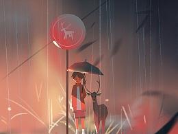 《rain》