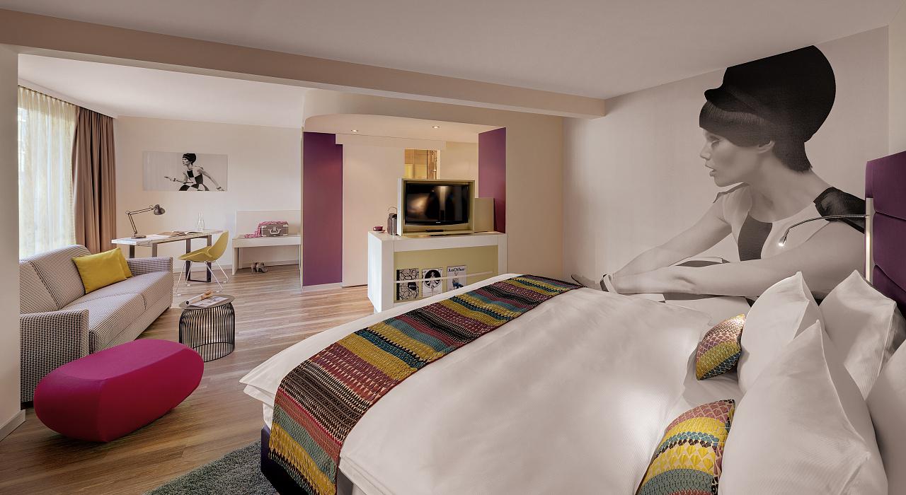 德阳公寓式酒店装修设计|家庭式酒店民宿赏析设计法拉利标志设计介绍图片