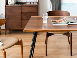 良年 安室餐桌 原创设计
