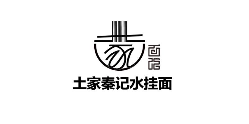 面馆logo|标志|平面|萌萌小超人图片