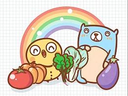 观查日记   蔬菜
