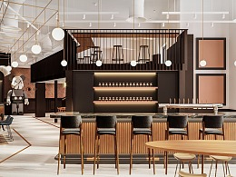 BAOYU精酿啤酒餐厅概念设计
