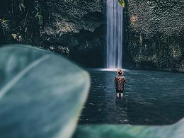 山野·瀑布·画游巴厘岛