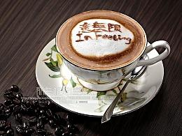 美食饮品摄影图片—咖啡奶茶
