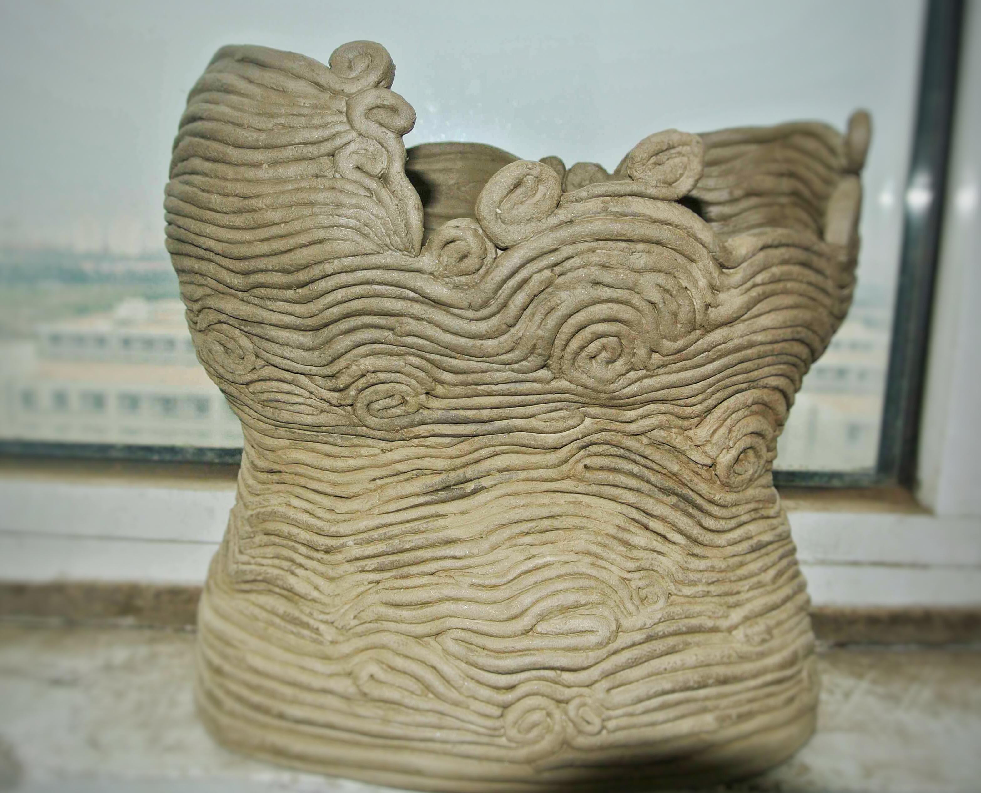 陶艺|手工艺|其他手工|鱼5301 - 原创作品 - 站酷