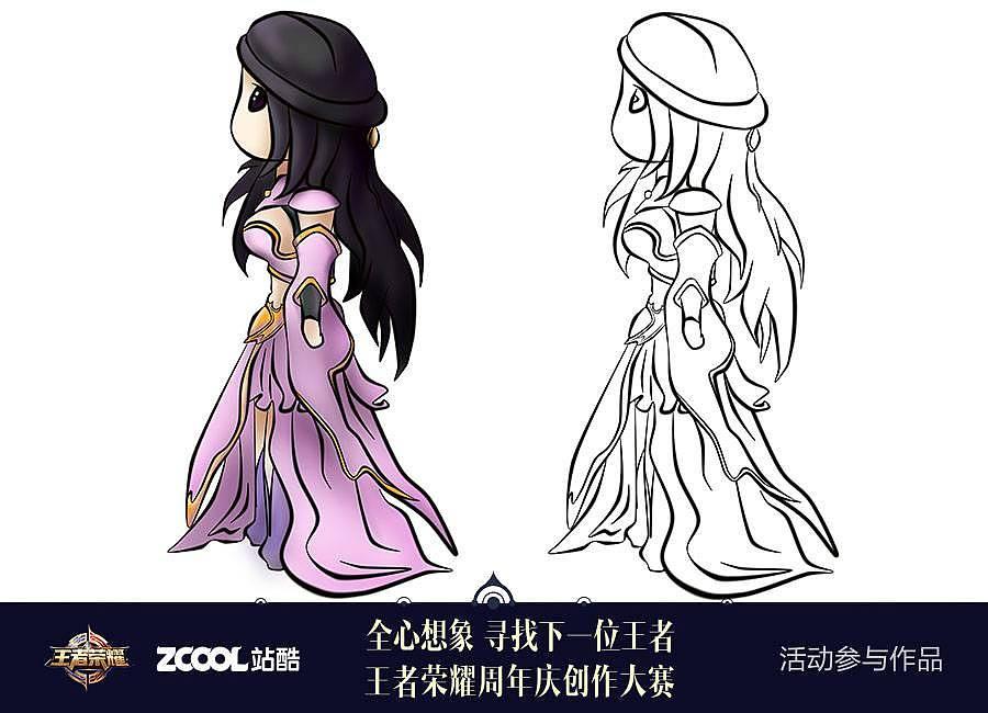 至尊宝与紫霞仙子的手办设计