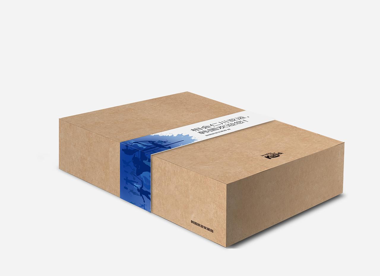 礼品包装|平面|包装|博锐设计 - 原创作品 - 站酷图片