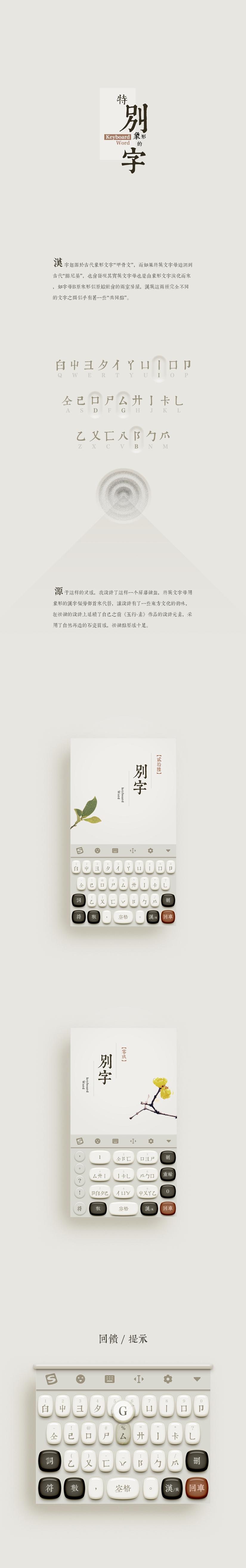 查看《别字 - 输入法主题设计》原图,原图尺寸:825x5264