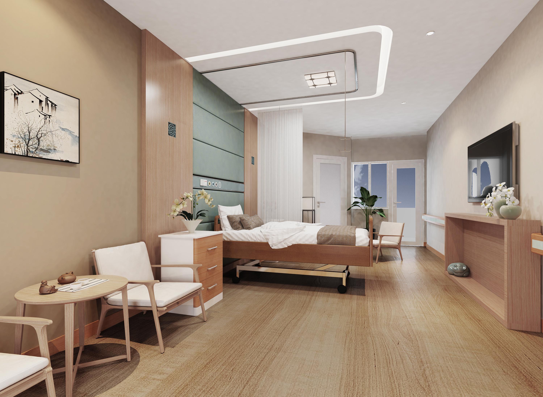 医院养老院设计图片